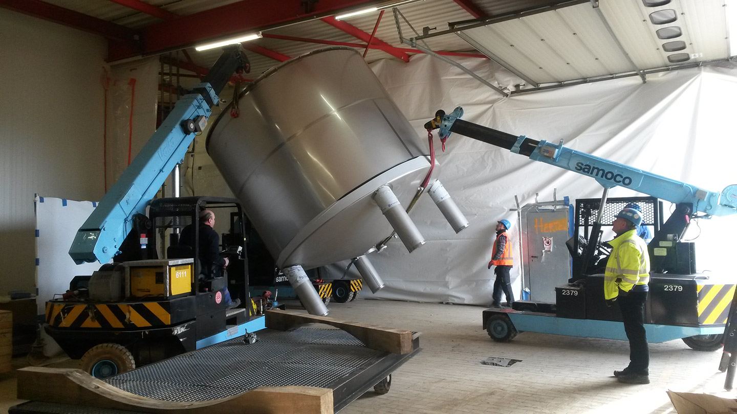 Industrial Relocation